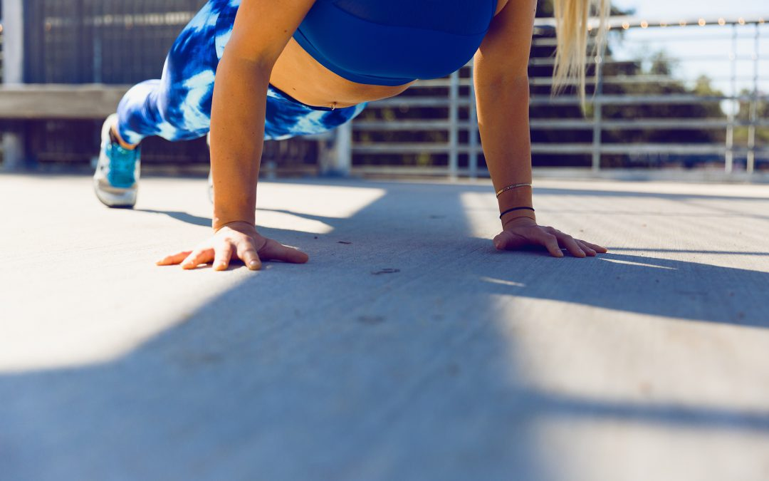 Flunking planking